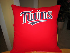 "Twins Larger Pillow 20""X20"""