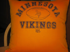Vikings T-shirt Pillow Cover