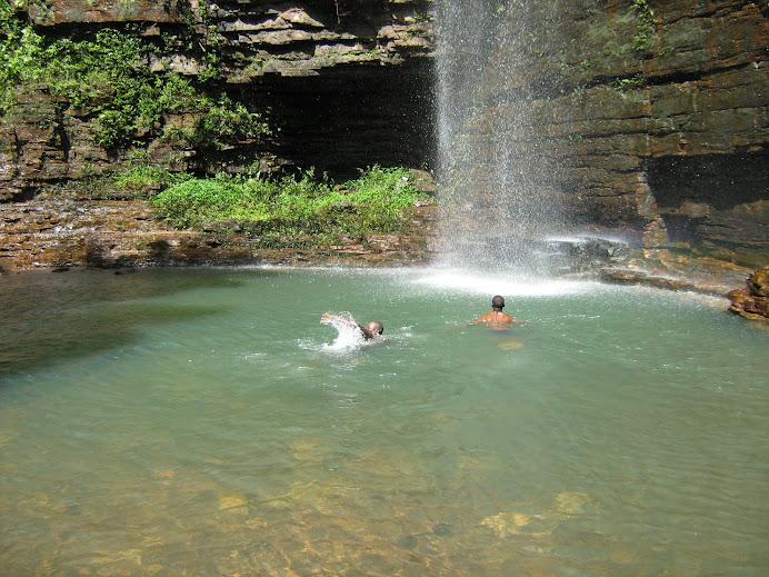 Cascada de Dindefelho