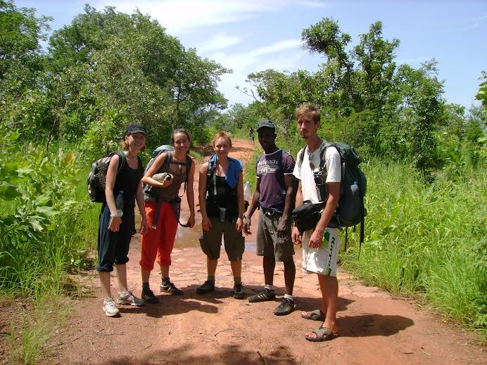 Trekking en el Pais Bassari.