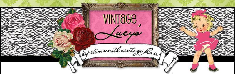 Vintage Lucy's Boutique