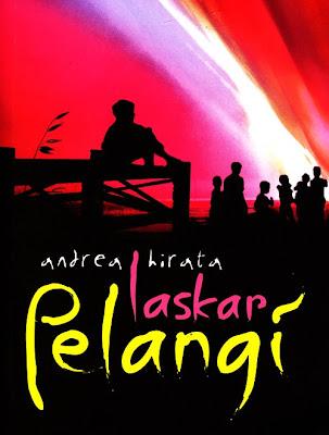 Laskar Pelangi adalah novel303