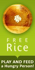 FreeRice banner