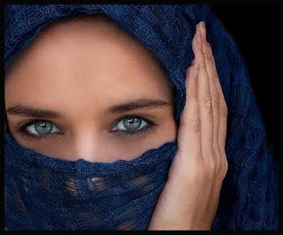 Los ojos dulces de María