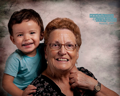 020ander albares+fotografos Ander y abuela
