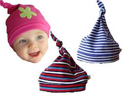Babymössor för pojkar och flickor