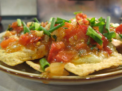 Nachos & Salsa II. Getting back to my roots from before this blog turned me