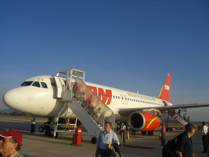 IM Brazil 2008 - Arriving