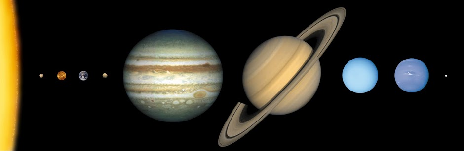 size of jovian planets - photo #25