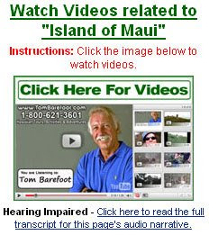 Maui Video - Tom Barefoot's Tours