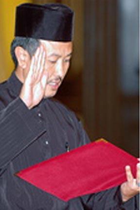 12 - Apr - 2008 - PENGISIAN ISLAM HADHARI TAK BERUBAH
