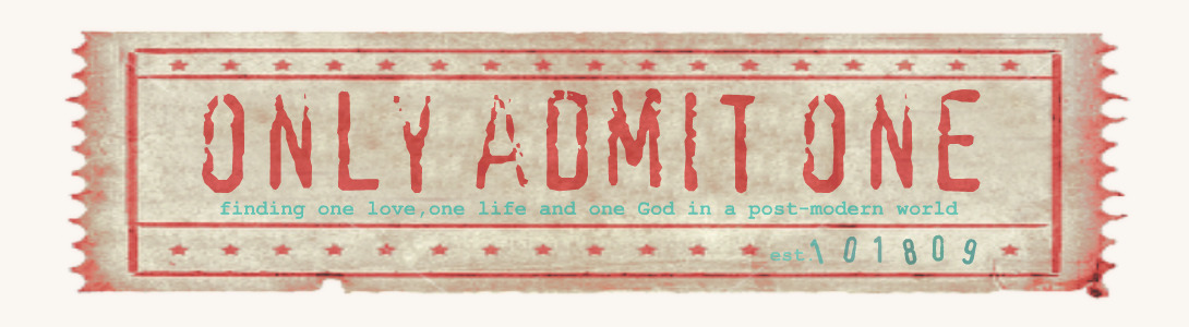 Only Admit One