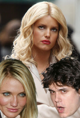 Jessica Simpson Is Jealous - Again