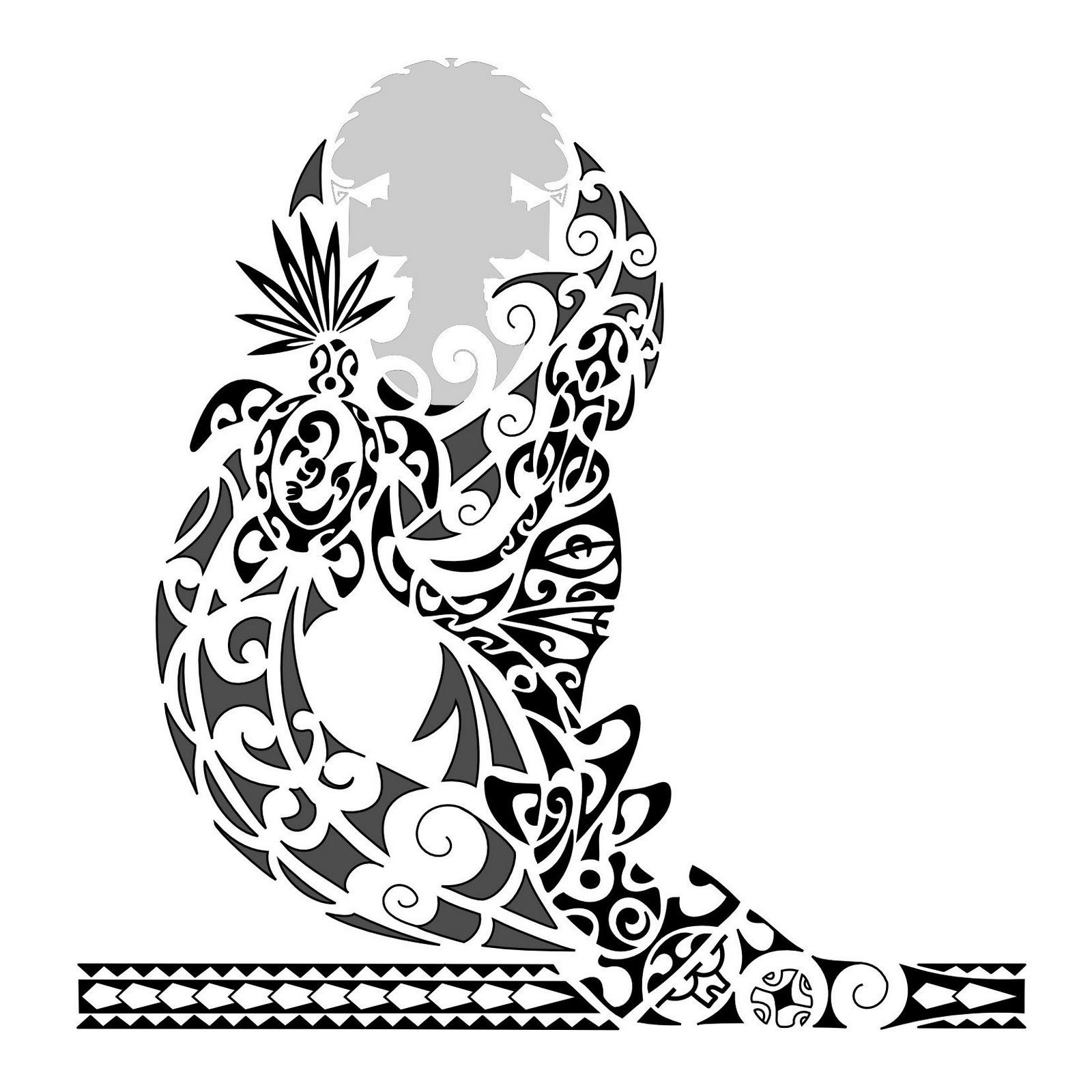 Ben noto Blu Sky Tattoo Studio: Maori Significato 74 BK53