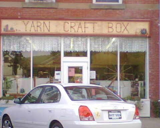 The Craft & Yarn Box located in Pawling, NY offers HHCC'ers a 15% discount!