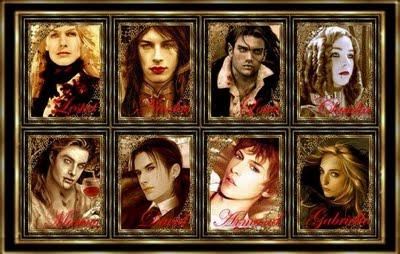 vampiroa reales