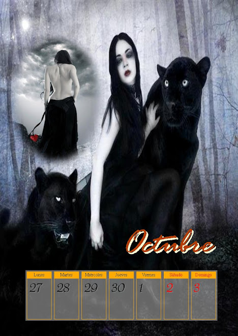 calendario  gotico 2010
