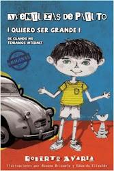 Novela Aventuras de Patuto ¡Quiero ser Grande!