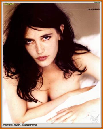 eva green dreamers nude