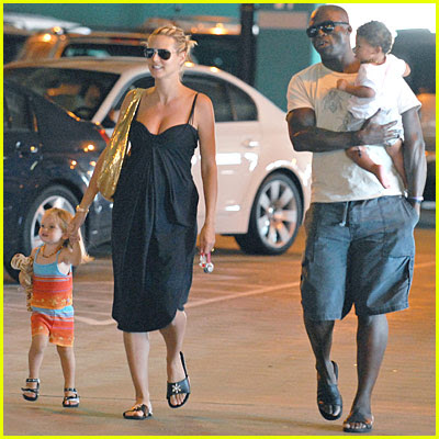seal and heidi klum children. Who is Heidi Klum?