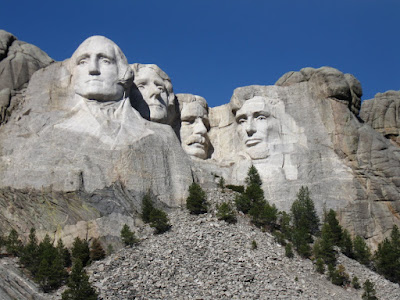 The sassy conservative trip post 5 mt rushmore for Interesting facts about mount rushmore