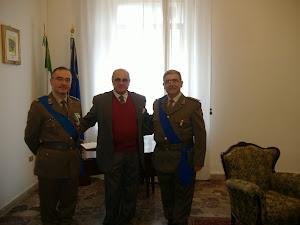 "I Comandanti -Caserma ""Vitrani""-Bari"