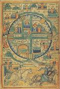 La mitica mappa di Gerusalemme