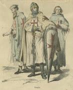 L'Ordine del Tempio. Il guerriero, il frate e l'infirmiere.