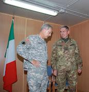 I due Generali-John Graddock.Comandate NATO Europeo