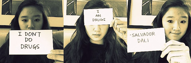 I DON'T DO DRUGS, I AM DRUGS