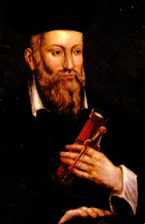 Nostradamus, Lifetime Black Death, bubonic plague, Michel de Nostradame