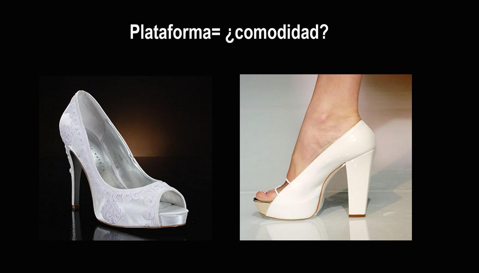 Zapatos de novia c modos o a la moda booknovias for Zapatos para boda en jardin
