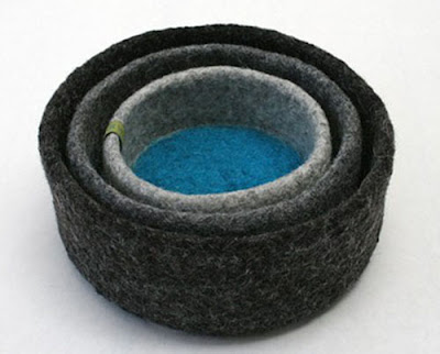 Felted Crochet Bowl Pattern | Shallie | Pinterest