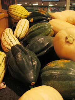 Roasted Acorn squash