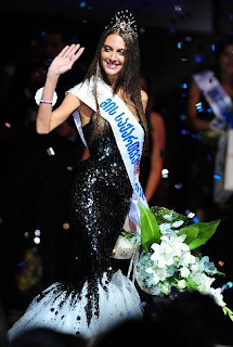 miss georgia 2010 winner dea arakishvili