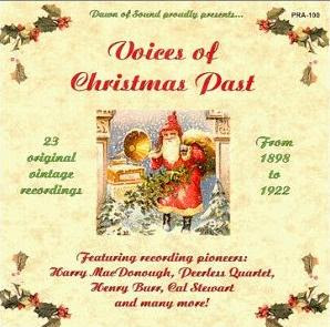 Voices of Christmas Past cover