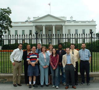 The Civitas group before the White House