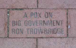 A Pox on Big Government