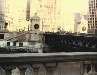 Michigan Avenue Bridge, 1 January 1983