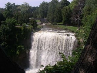 Webster's Falls, photo: Laslo Varga