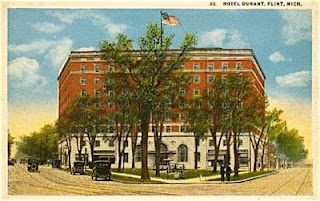 Durant Hotel, Flint, Michigan