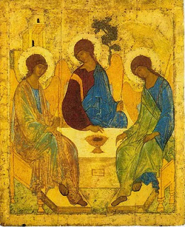Rublev's Old Testament Trinity