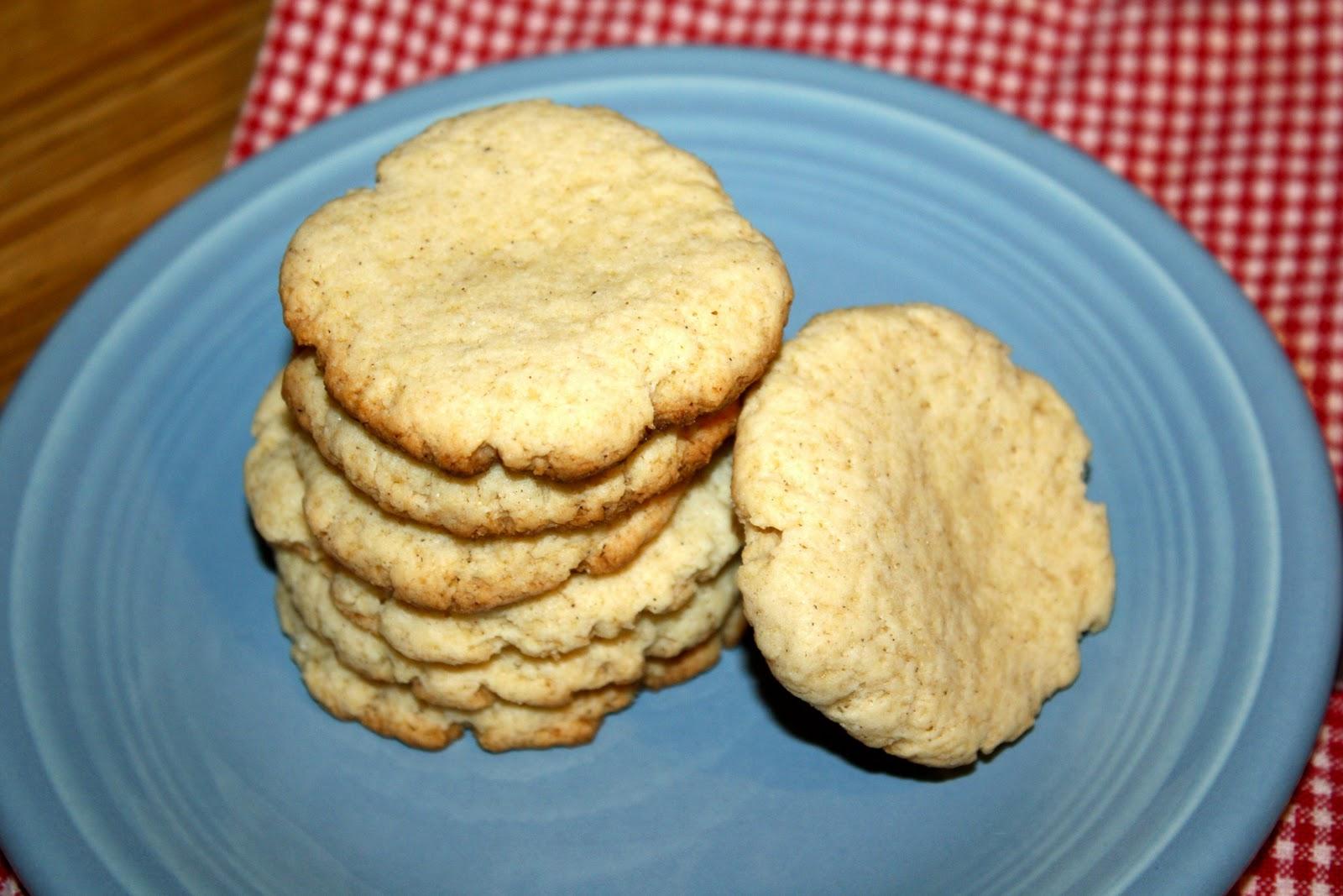 18 Hour Kitchen: (Sugar-less) Sugar Cookies