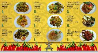 Sohojames homework menu thai food menu signboard for 24 star thai cuisine