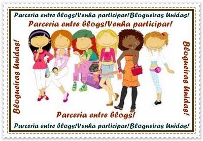 Blogueiras sempre unidas!
