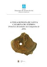 Estudos em Formato Digital, alojados no Site do Municipio de Alcácer. Acesso Gratuito