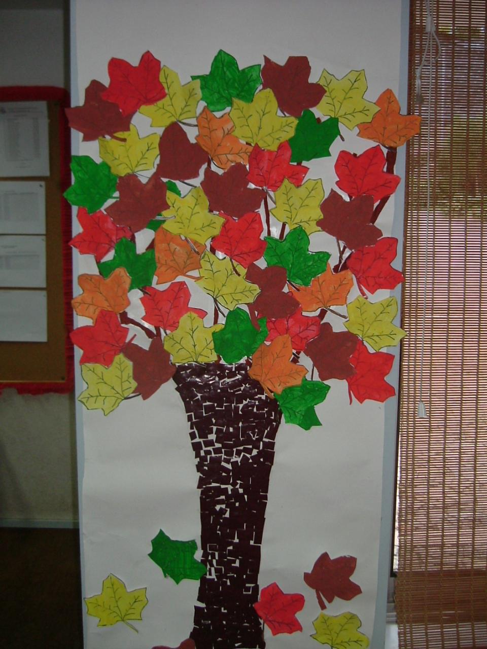 ideias para o outono jardim de infanciaOs Pequeninos de Airão O