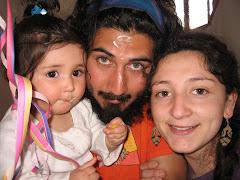 jonathan y familia