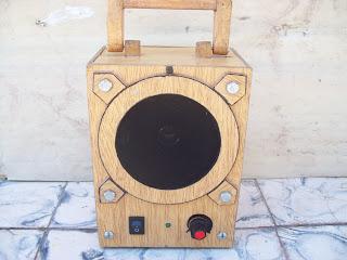 Armate un amplificador casero [Hecho por Mi]