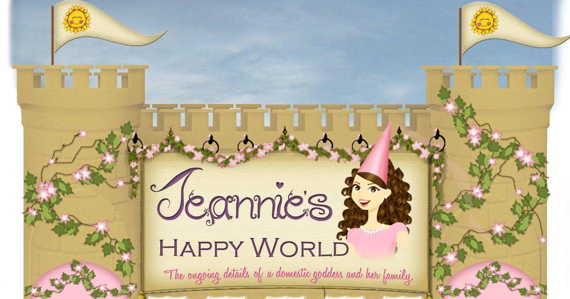 Jeannie&#39;s Happy World